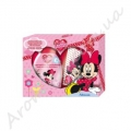 am 71057m shampun minnie 300ml+kosmetichka