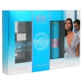 blue seduction set (edt 50ml+deo 150ml)