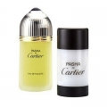 cartier pasha de cartier 100edt+75stick