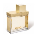 dsquared2 she  golden light wood (tester)
