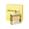 dsquared2 she  golden light wood 30